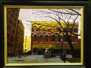 Celebrating the City of Knoxville Art Exhibition 2015